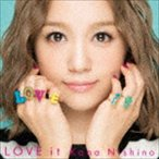 (初回仕様)西野カナ/LOVE it(通常盤)(CD)