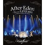 After Eden  Special LIVE 2011 at TOKYO DOME CITY HALL  Blu-ray