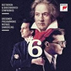 ミヒャエル・ザンデルリンク(cond)/ショスタコーヴィチ:交響曲第6番 ベートーヴェン:交響曲第6番「田園」(Blu-specCD2)(CD)
