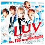 LUV / one Piece feat.TOC from Hilcrhyme [CD]