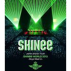 SHINee/JAPAN ARENA TOUR SHINee WORLD 2013〜Boys Meet U〜(通常盤) [Blu-ray]
