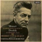 ヘルベルト・フォン・カラヤン / モーツァルト:交響曲第40番・第41番/ドヴォルザーク:交響曲第8番 [スーパーオーディオCD]