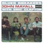 ジ.../ジョン・メイオール&ザ・ブルースブレイカーズ・ウィズ・エリック・クラプトン(SHM-CD)(CD)