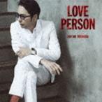 徳永英明/LOVE PERSON(初回限定MTV Unplugged映像盤/CD+Blu-ray)
