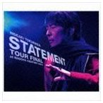 徳永英明 / STATEMENT TOUR FINAL at NAGOYA CENTURY HALL(初回限定盤A/2CD+DVD) [CD]