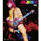 hide/ALIVE!(Blu-ray)