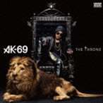 AK-69/THE THRONE(初回生産限定盤/CD+DVD)(CD)