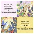 リー・コニッツ&ザ・ブラジリアン・バンド / The Best Coupling Series:: ブラジリアン・ラプソディ/ブラジリアン・セレナーデ [CD]
