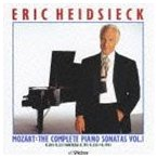 エリック・ハイドシェック(p)/モーツァルト ピアノ・ソナタ全集Vol.I(SHM-CD)(CD)