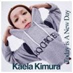 木村カエラ/TODAY IS A NEW DAY(初回限定盤/CD+DVD)(CD)