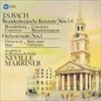 ネヴィル・マリナー/アカデミー室内管弦楽団/バッハ:ブランデンブルク協奏曲第5番、第6番 他(来日記念盤)(CD)