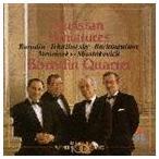 ボロディン弦楽四重奏団/アンダンテ・カンタービレ〜ロシアへの誘い(CD)