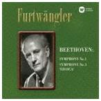ヴィルヘルム・フルトヴェングラー(cond)/ベートーヴェン:交響曲 第1番&第3番 英雄(ハイブリッドCD)(CD)