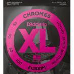 D'Addario ECB81M Regular Light 045-100 ダダリオ フラットワウンド ベース弦 ミディアムスケール