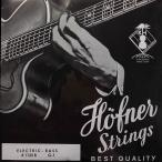 Hofner Flat Wound 1133B 045-105 ヘフナー フラットワウンド ベース弦