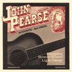 John Pearse #600L Light 012-053 ジョンピアス フォスファーブロンズ アコギ弦