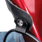 D'Addario Dual-Lock PW-LC-01 ダダリオ ストラップロック&シールドホルダー