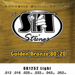 SIT Golden Bronze GB1252 Light 012-052 80/20ブロンズ アコギ弦