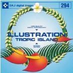 【特価】DAJ 294 ILLUSTRATION TROPIC ISLAND