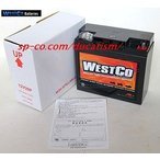 WestCo 12V20P MKバッテリー (GARUDA正規輸入品・1年間保証) BMW 純正品番19A 51913・51814