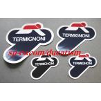 TERMIGNONI (テルミニョーニ)純正耐熱ステッカー 正規輸入品 1枚