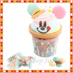 ミッキーマウス ケース入りキャンディー Pink Pop Paradis 2020 お菓子 ディズニー グッズ お土産(東京ディズニーリゾート限定)
