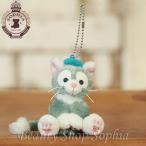 ジェラトーニ ぬいぐるみストラップ ダッフィーの新しいお友達 猫(ディズニーシー限定)Duffy ダッフィー シェリーメイ