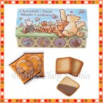 くまのプーさん チョコレートサンドメイプルクッキー (ディズニーランド限定)お菓子 お土産 Disney グッズ