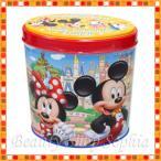 ミッキー&フレンズ 缶入りチョコレートクランチ(2) (ディズニーリゾート限定) お菓子 お土産 Disney グッズ