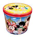 ミッキー&フレンズ ビッグサイズ 大容量缶入りチョコレートクランチ お菓子(東京ディズニーリゾート限定)