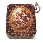 ミッキーマウス ミニーマウス 缶入りクッキー お菓子 ディズニー グッズ お土産 (東京ディズニーシー限定)