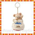 ダッフィー ダッフルバッグ型キーチェーン(ディズニーシー限定)Duffy ダッフィー シェリーメイ グッズ