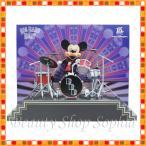 ミッキーマウス ビッグバンドビート フィギュアリン ドラム BIG BAND BEAT (ディズニーシー限定)