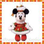 ミニーマウス ぬいぐるみバッジ エレクトリカル・パレード クリスマス限定コスチューム ディズニークリスマス2016 X'mas (東京ディズニーランド限定)