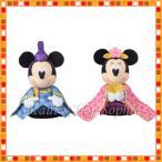 ミッキーマウス ミニーマウス ひな人形 ぬいぐるみセット ひな祭り (東京ディズニーリゾート限定)