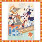 ミッキー&フレンズ ポストカード 絵葉書 ディズニーシー16周年 16thアニバーサリー (東京ディズニーシー限定)