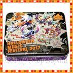 ミッキーマウス スティッチ 缶入りチョコレート  お菓子 ディズニー・ハロウィーン2017 ハロウィン(東京ディズニーランド限定)