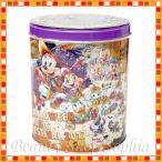 ミッキー&フレンズ ヴィランズ 缶入りチョコレートクランチ お菓子 ディズニー・ハロウィーン2017 ハロウィン(東京ディズニーリゾート限定)