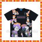 ミッキー&フレンズ Tシャツ 100cm 120cm 子供服 半袖 ヴィランズ ディズニー・ハロウィーン2018 ディズニー お土産(東京ディズニーシー限定)