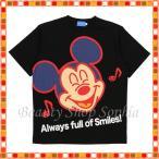 ミッキーマウス Tシャツ(130、140、150cm) スマイルウェーブズシリーズ ディズニー グッズ お土産(東京ディズニーリゾート限定)