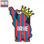 IRIE BY IRIELIFE POW KING iPhone CASE アイリーライフ アイフォン ケース カバー