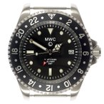MWC ミリタリー ウォッチ カンパニー GMT  Dual Timezone Military Watch 300m
