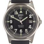 MWC ミリタリー ウォッチ カンパニー G10 LM Stainless Steel Military Watch BLACK
