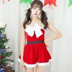 サンタコス サンタワンピース  衣装 サンタ クリスマス レディース ワンピース 女の子用 パーティー かわいい 人気 トナカイ 雪だるま