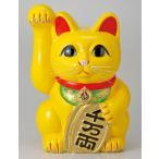 招き猫 風水手長小判猫4.5号 右手