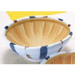 ごま 納豆 味噌/ 十草 スリ鉢(M) /陶器 卓上小物 テーブルウェア ポイント消化