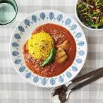 軽量 薄手 白磁 大皿/ ハーブミント7.0皿 直径22.3cm /食洗機OK 電子レンジOK 家庭用 業務用 ナチュラル食器