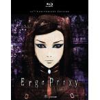 送料無料 Ergo Proxy 北米版ブルーレイ 全23話収録 エルゴプラクシー BD