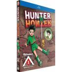HUNTER×HUNTER Set1 北米版ブルーレイ 1〜13話収録 ハンターハンター BD