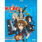 けいおん! 第1期 ニューパッケージ 北米版ブルーレイ 全12話+番外編2話収録 K-ON! BD